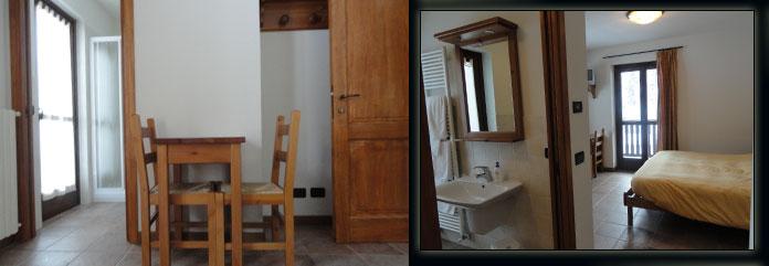 Residence la marmotta albergo camere e monolocali con angolo cottura bagni di vinadio - Alberghi bagni di vinadio ...